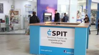 Se redeschide punctul de lucru SPIT din centrul comercial VIVO!