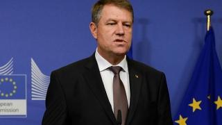 Klaus Iohannis trimite în Parlament spre reexaminare Legea Centenarului Marii Uniri