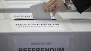 Curtea Constituţională a validat referendumul pe justiţie