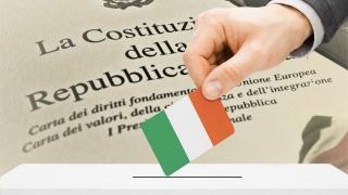 Referendum în Italia privind reforme constituționale