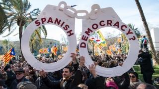 Referendumul pentru Catalonia - Statul vs Democraţie!