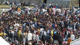Aglomerație în taberele refugiaților de pe insulele grecești, după puciul eșuat din Turcia