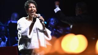 Regina muzicii soul, în stare gravă