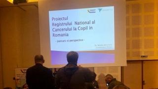 Registrul Naţional al Cancerelor la Copil, un proiect dezvoltat la Constanța