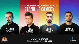 Reîncep serile de Stand-up Comedy! Unde și când, la Constanța