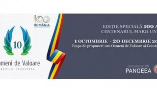 """Reîncepe Campania """"10 Oameni de valoare pentru Constanța""""!"""