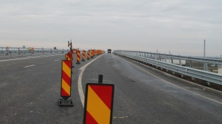 Lucrări de reparație pe Autostrada Soarelui