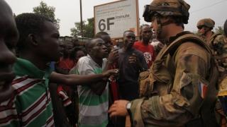 Franţa vrea să pună capăt Operaţiunii Sangaris în Republica Centrafricană