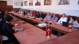 Delegație a Ministerului Agriculturii din Turcia, în România!
