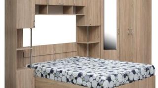 Patru moduri în care să aranjezi mobila într-un dormitor mic