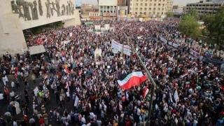 Liderul șiit Moqtada al-Sadr cheamă la o amplă manifestație după Ramadan