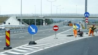 Atenție, șoferi! Restricţii de circulaţie pe A2, din cauza unor lucrări!