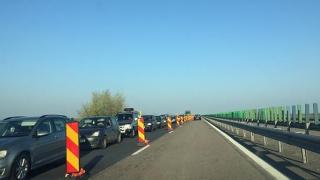 Restricţii pe A2 Bucureşti - Constanţa şi pe unele drumuri naţionale, până pe 1 Mai