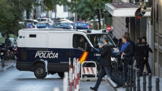 Celulă jihadistă care pregătea atacuri de mare anvergură, destructurată la Madrid