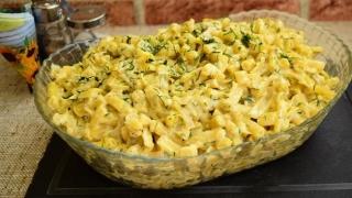 Rețetă de vară -  salată de fasole galbenă