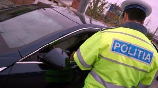 În ultimele trei zile, polițiștii au reținut peste 1.200 de permise de conducere