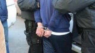 Escortat și dus la penitenciar de polițiștii constănțeni