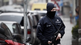 Cel puţin 12 persoane reţinute, în confruntările dintre protestari şi poliţie la Bruxelles