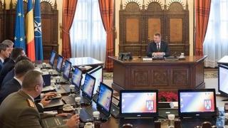 Înzestrarea Armatei şi priorităţile 2019, pe ordinea de zi în ședința CSAT
