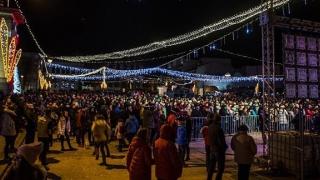 90 de jandarmi constănţeni vor asigura ordinea publică de Revelion, în Piața Ovidiu