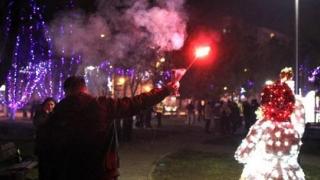 Revelion în Piaţa Ovidiu! Jandarmi, poliţişti şi pompieri vor asigura ordinea