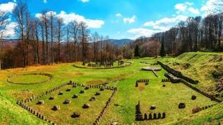 Revoltător! Dezastru în situl UNESCO Sarmizegetusa Regia