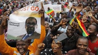 Revoluție de catifea în Zimbabwe