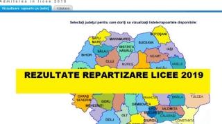 Rezultatele repartizării computerizate pe licee sunt publicate pe admitere.edu.ro