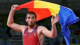 România încheie Jocurile Olimpice cu medalie de bronz la lupte