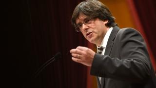 Liderul catalan riscă până la 30 de ani de închisoare, după proclamarea independenței