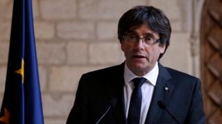 Puigdemont riscă să fie extrădat din Belgia