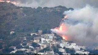 Important pentru turiștii români: în Grecia, RISC RIDICAT de incendii