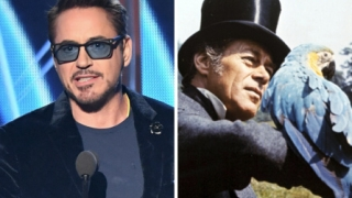Robert Downey Jr. va fi noul Doctor Dolittle