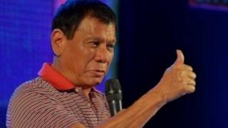 Președintele filipinez Rodrigo Duterte, invitat la Casa Albă de Donald Trump