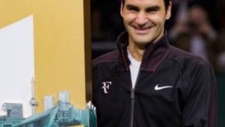 Federer, cel mai vârstnic lider ATP