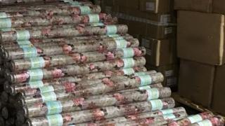 Mărfuri contrafăcute, descoperite în Portul Constanța