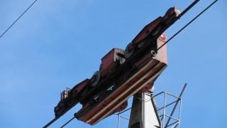 Un aparat de zbor a lovit cablul unei telecabine
