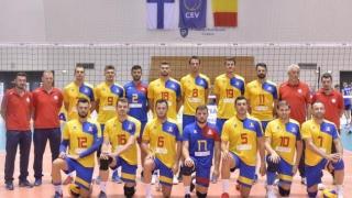 """Grupă """"de foc"""" pentru România la Campionatul European de volei masculin"""
