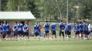 Tineretul României se pregătește pentru turneul final și cu jucătorii de la naționala de seniori