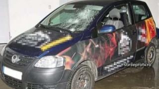 Român atacat în Germania de doi tineri cu o drujbă şi un topor