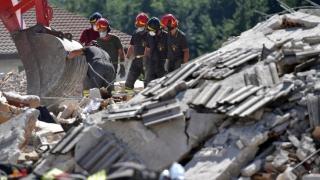 Un singur român mai este dat dispărut după seismul din Italia