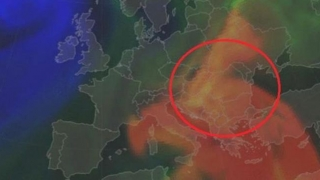 România, afectată  din nou de un nor de praf saharian