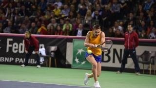 România a fost învinsă de Cehia în sferturile FED Cup