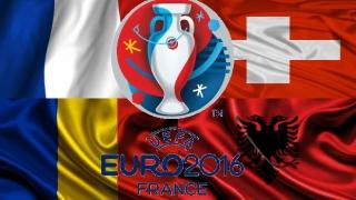 România - Albania, scor 0-1, în ultimul meci din grupa A