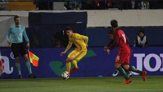 România U21 a remizat cu Portugalia U21, în preliminariile EURO 2019