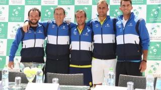 România - Austria, în Cupa Davis