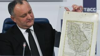 "România, ""duşmanul nr. 1 al moldovenilor"", susţine Igor Dodon"