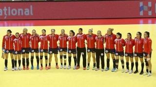 România susţine primul joc la CM de handbal feminin