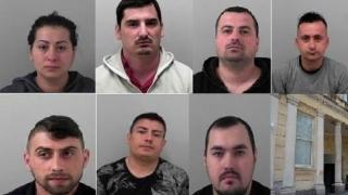 Peste 19 ani de închisoare pentru fraude comise în Anglia de cetățeni români