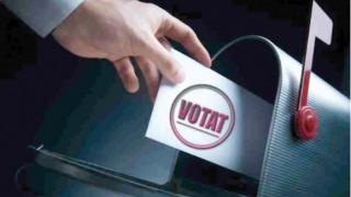 4.561 de români au votat prin corespondență